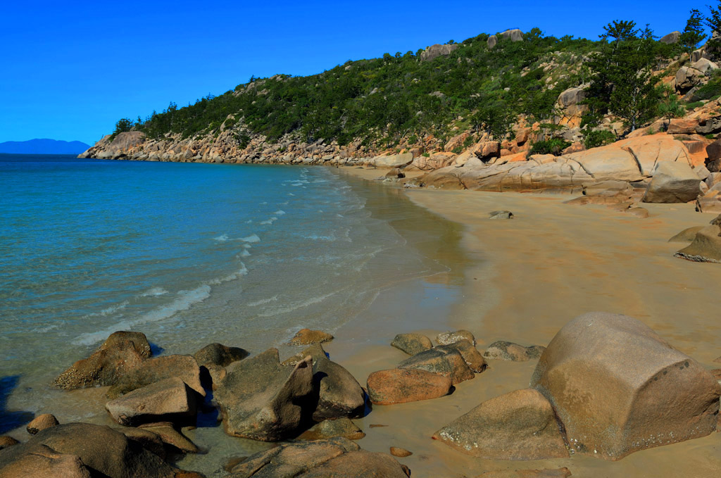 Rocky Bay on Magnetic Island