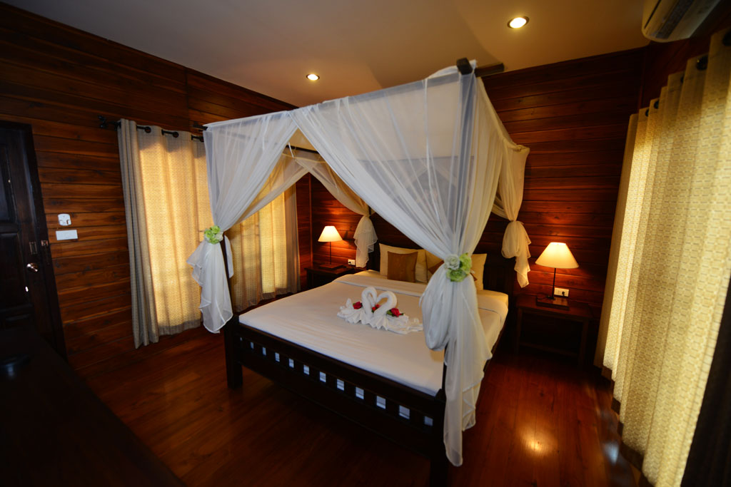 Our room at thai thai sukhothai