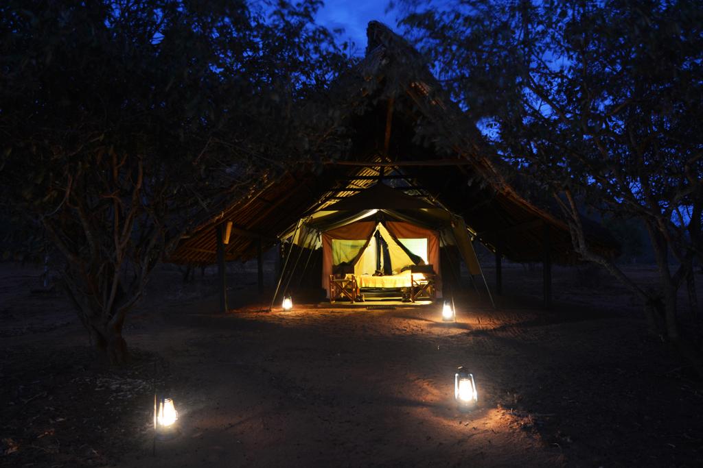 Ithumba tent