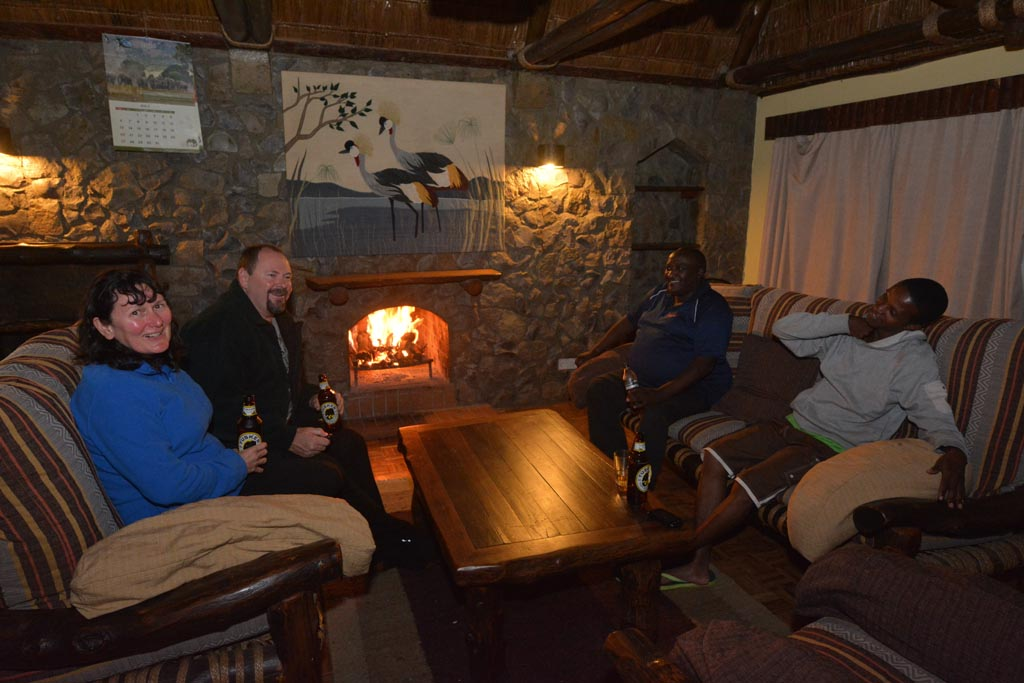 Naishi guest house at Lake Nakuru