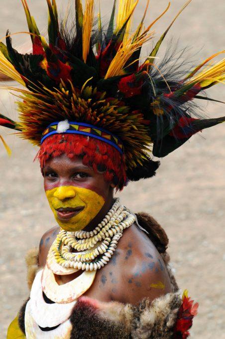 A melting pot of culture at Goroka Festival