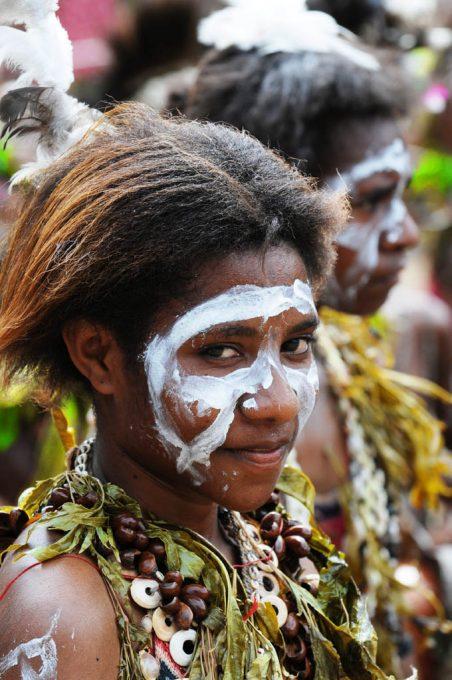 Festivities at Goroka Festival