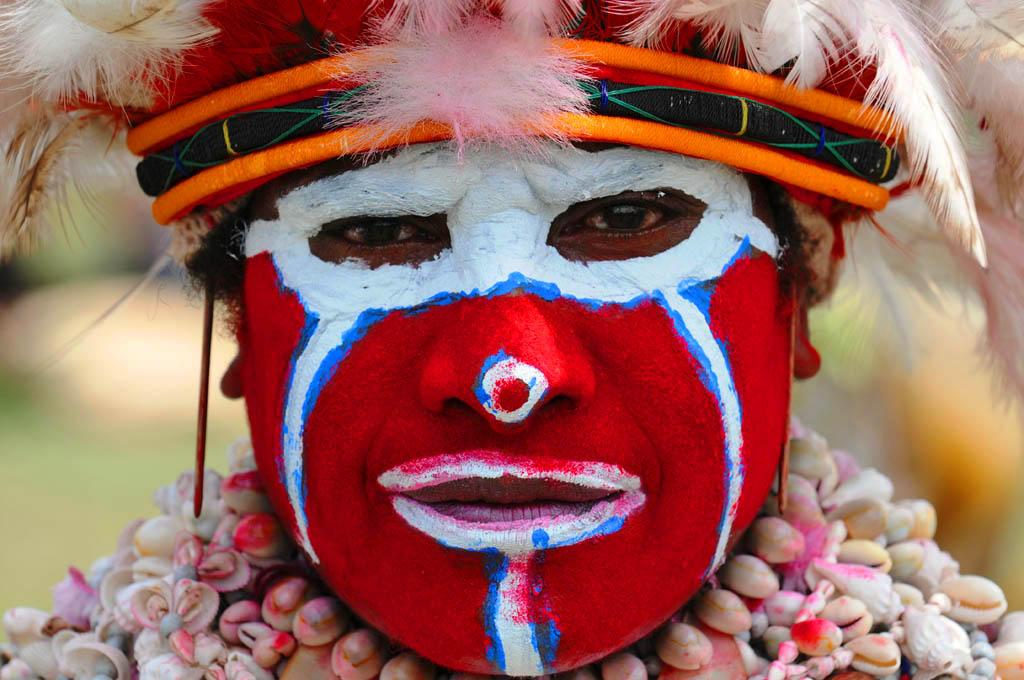 Goroka Festival PNG