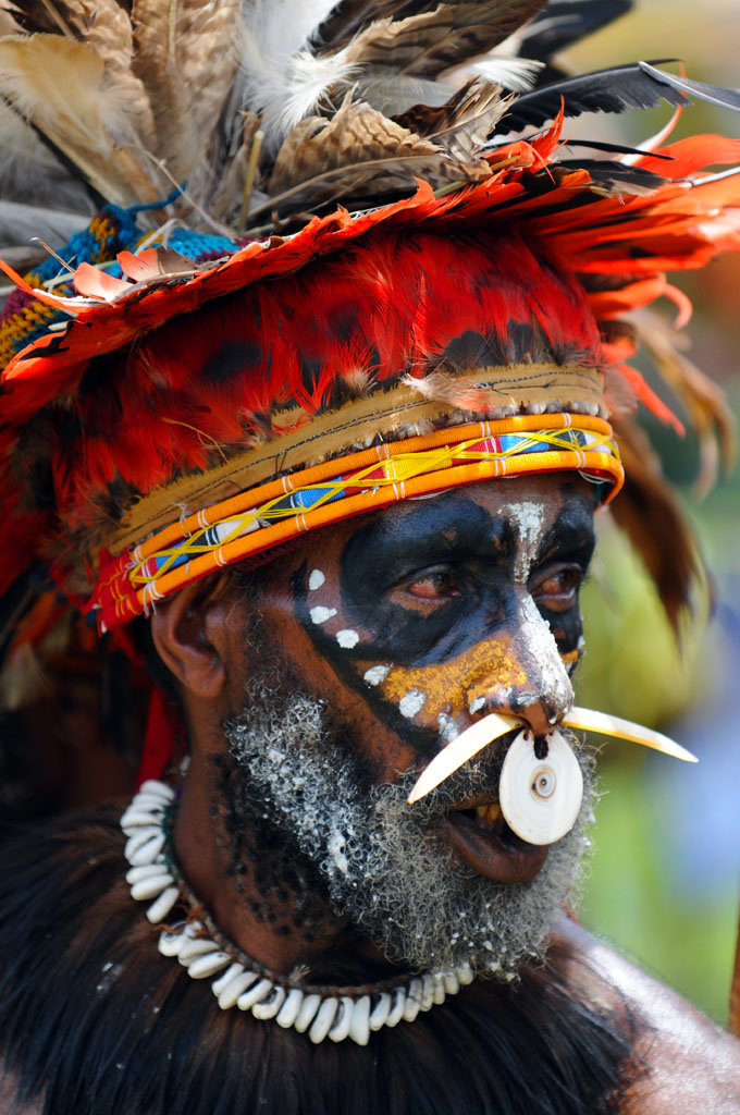 Papua New Guinea is a melting pot of culture
