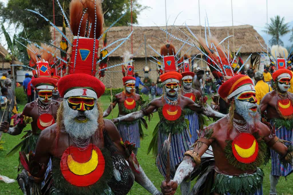 Papua New Guinea is rich and culture