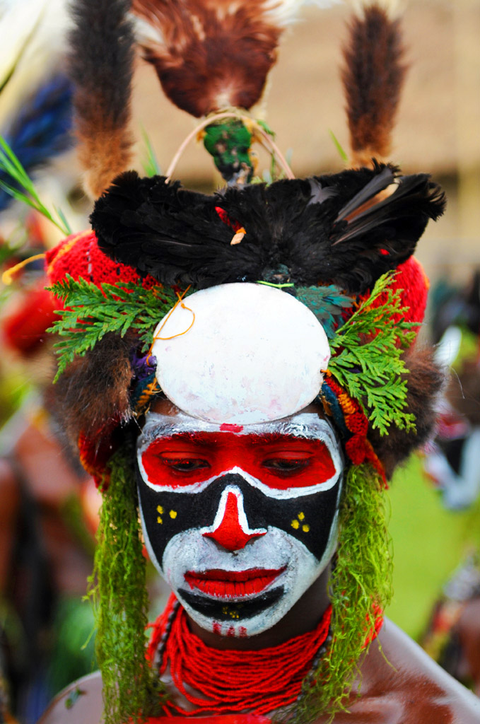 The Goroka Festival is a melting pot of tradition and culture.
