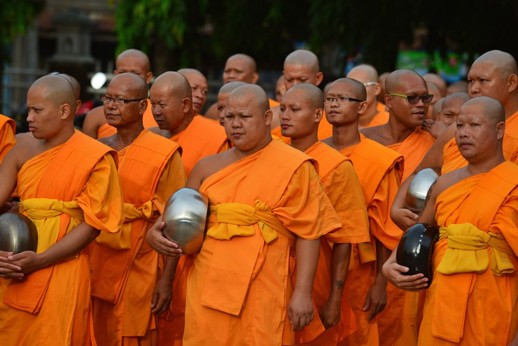 Visaka Bucha Buddha Festival Lopburi