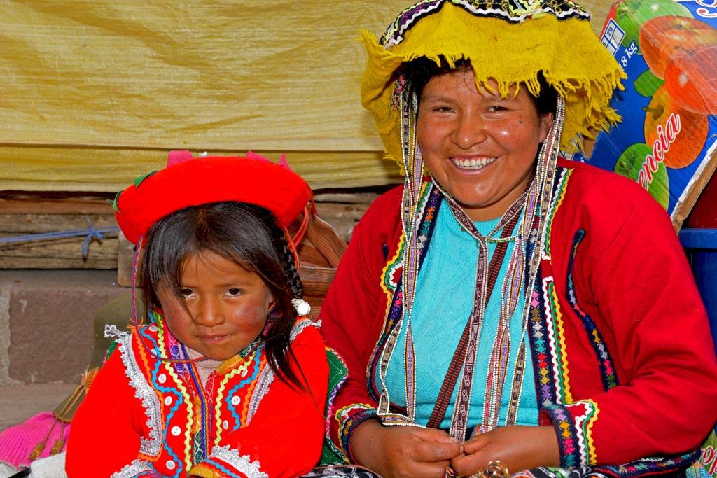 San Pedro markets in Cusco