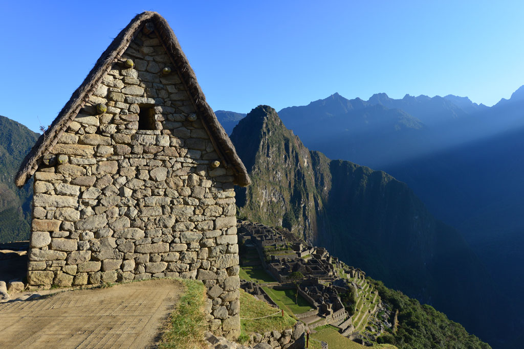 The Guardhouse Machu Picchu
