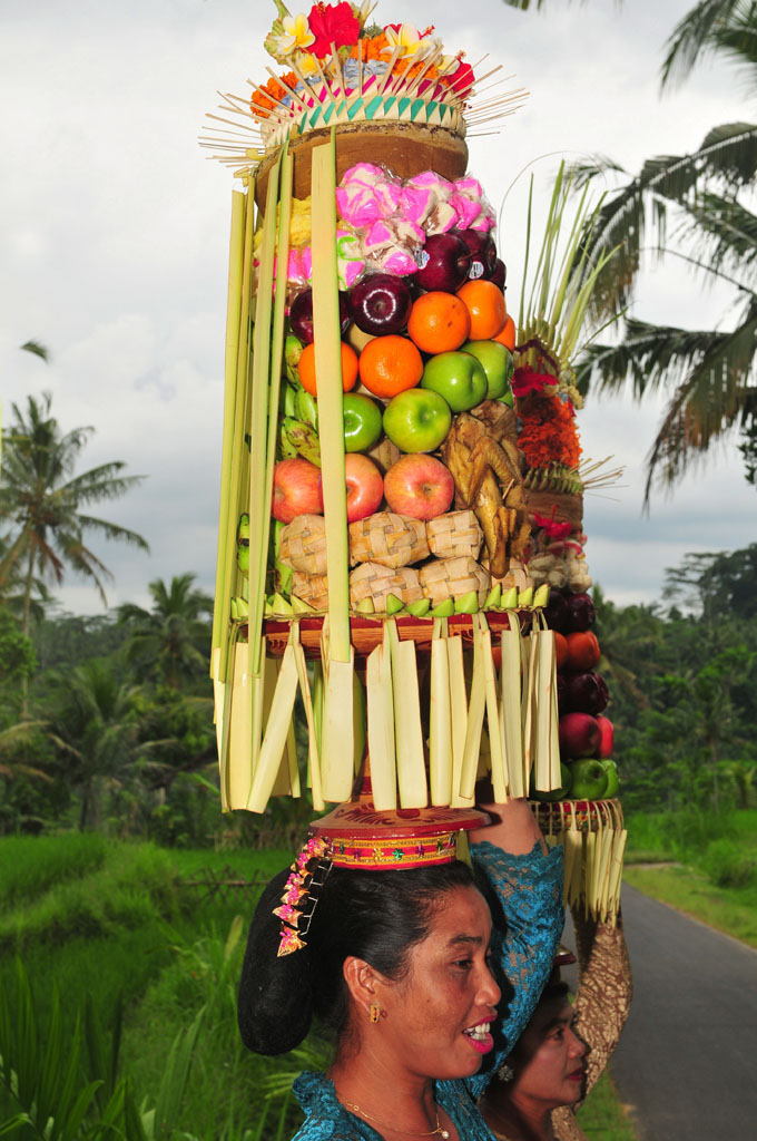 bali fruit baskets