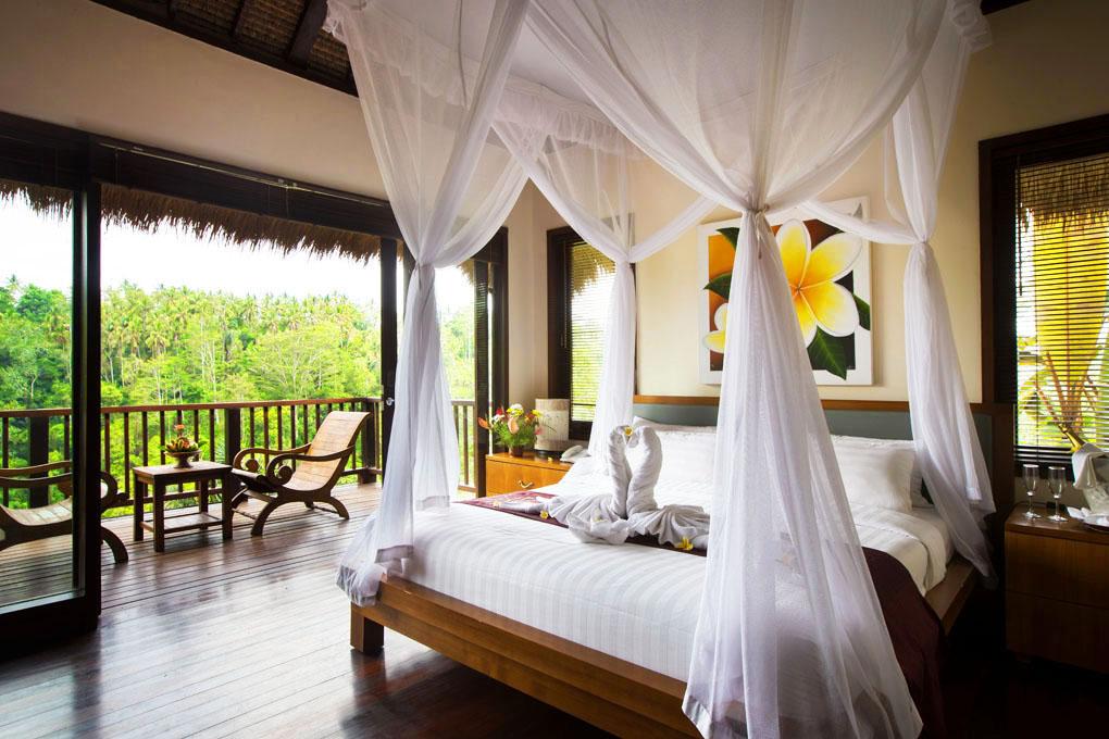 our room at Nandini Jungle Resort