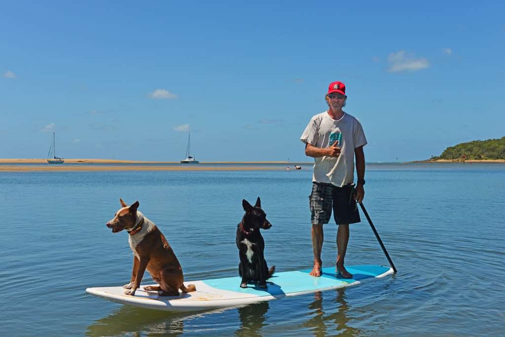 1770-sup hire in agnes water